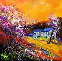 pol ledent 1 Art Landscapes: Spring Contemporary Art