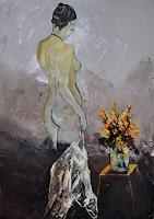 pol ledent 1 Art Erotic motifs: Female nudes Contemporary Art