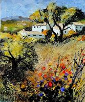 pol ledent 1 Art Landscapes: Summer Contemporary Art