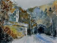 pol-ledent-1-Miscellaneous-Landscapes-Landscapes-Autumn-Modern-Age-Impressionism