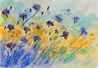 pol ledent 1 Art Plants: Flowers Nature: Miscellaneous Contemporary Art