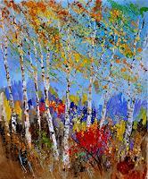 pol-ledent-1-Landscapes-Autumn-Miscellaneous-Landscapes-Modern-Age-Impressionism