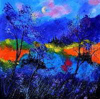 pol ledent 1 Art Landscapes: Summer Poetry Modern Age Art of National Socialism