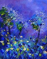 pol-ledent-1-Nature-Plants-Flowers-Modern-Age-Expressionism