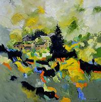 pol-ledent-1-Landscapes-Landscapes-Spring-Modern-Age-Abstract-Art