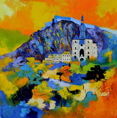 pol ledent, abstract urban landscape, Landscapes, Architecture, Abstract Art, Abstract Expressionism