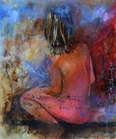 pol-ledent-1-People-Modern-Age-Impressionism-Neo-Impressionism