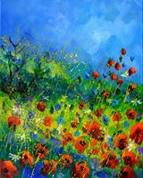 pol-ledent-1-Nature-Landscapes-Summer-Modern-Age-Impressionism