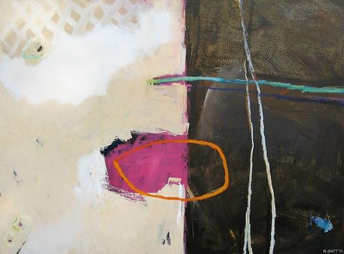Maria Gust, Mitte, warm, Abstract art, Miscellaneous Emotions, Contemporary Art, Abstract Expressionism