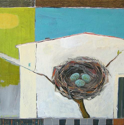 Maria Gust, homestory, Abstract art, Nature: Miscellaneous, Contemporary Art, Abstract Expressionism
