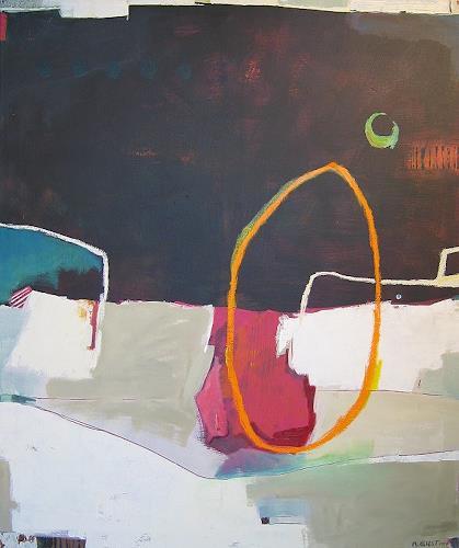 Maria Gust, Im Grossen und Ganzen, Abstract art, Poetry, Abstract Art