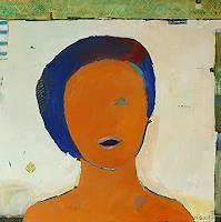 Maria Gust, Einäugige