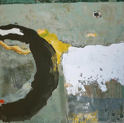 Maria Gust, wann wenn nicht jetzt, Abstract art, Miscellaneous Emotions, Contemporary Art