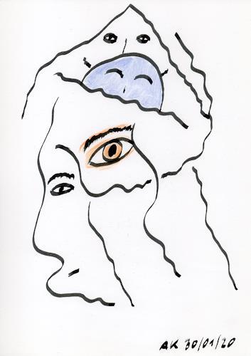 AndReaS KoVaR, Die Geschichte 05, Miscellaneous People, Miscellaneous Emotions, Symbolism
