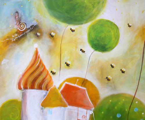 Hilde Zielinski, Zehn Hummeln in der Luft II, Fantasy, Fairy tales