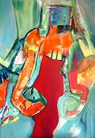 Gisela-Guenther-Abstract-art-People-Women