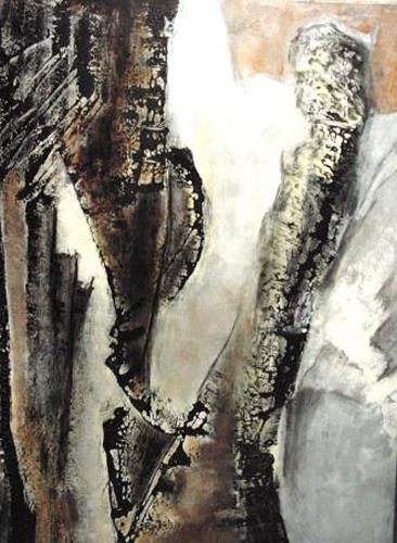 Gisela Günther, o.T., Miscellaneous, Abstract art, Contemporary Art
