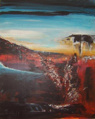mimik, Landesimpressionen 2, Abstract art, Landscapes: Summer, Land-Art