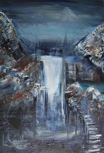 mimik, Fantasieland 4, Abstract art, Fantasy, Abstract Art