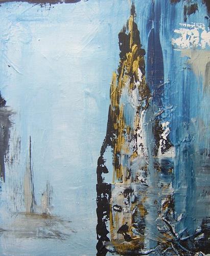 mimik, Zukunft 3, Abstract art, Abstract art, Abstract Art