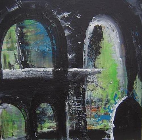 mimik, weg 11, Abstract art, Abstract art, Abstract Art