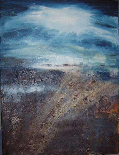 mimik, Traumland 4, Abstract art, Abstract art, Abstract Art