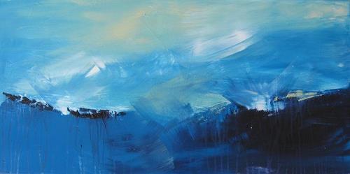 mimik, Klimawandel, Abstract art, Landscapes: Mountains, Land-Art
