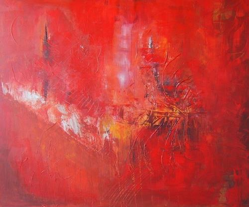 mimik, N/T, Abstract art, Abstract art, Art Brut