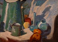 Franz-Brandner-Still-life-Nature-Miscellaneous-Modern-Age-Expressionism-Fauvismus