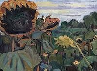 Franz Brandner, Sunflowers