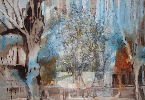 Ingeborg Schnöke, Lass uns spazieren gehen...., Emotions: Joy, Expressionism
