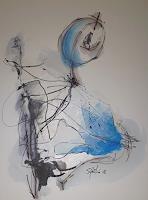 Ingeborg Schnöke, Trilogie in Blau  (2)