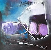 Ingeborg-Schnoeke-Abstract-art-Meal-Modern-Age-Abstract-Art