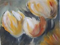 Ingeborg-Schnoeke-Plants-Flowers-Modern-Age-Abstract-Art