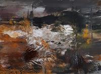 Ingeborg-Schnoeke-Landscapes-Abstract-art-Modern-Age-Abstract-Art