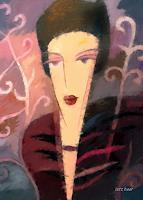 Lutz-Baar-People-Women-Fashion-Modern-Age-Art-Deco