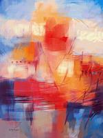 Lutz-Baar-Abstract-art-Decorative-Art-Modern-Age-Modern-Age