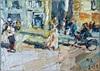 H. Andermatt, Der polnische Reiter nach Rembrandt