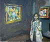 H. Andermatt, Musée d'Orsay mit Pissarro
