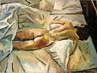 Heini-Andermatt-Erotic-motifs-Female-nudes-Modern-Age-Others-New-Figurative-Art
