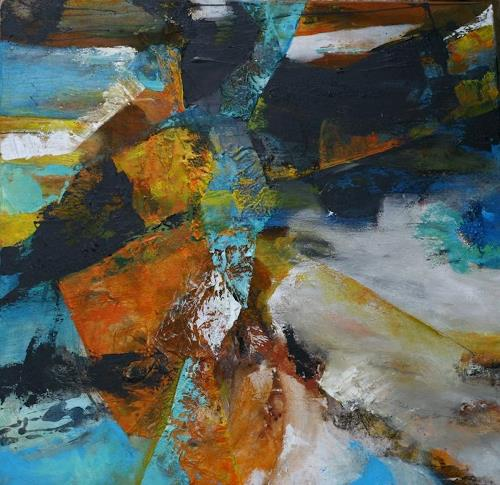 Agnes Lang, o.T., Abstract art, Fantasy, Contemporary Art, Abstract Expressionism
