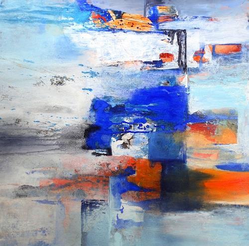 Agnes Lang, o.T., Abstract art, Fantasy, Contemporary Art