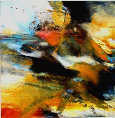Agnes Lang, Kaprice, Movement, Abstract art, Contemporary Art