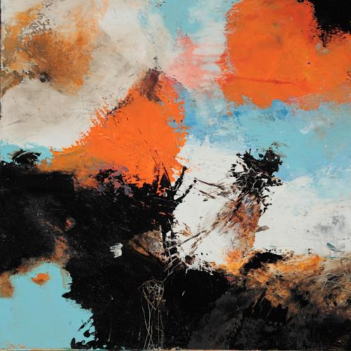 Agnes Lang, o.T., Abstract art, Miscellaneous, Contemporary Art, Abstract Expressionism
