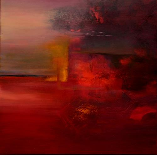 Agnes Lang, O.T, Miscellaneous, Abstract art, Contemporary Art, Expressionism