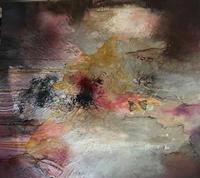 Agnes-Lang-Fantasy-Fairy-tales-Modern-Age-Abstract-Art-Non-Objectivism--Informel-
