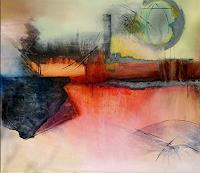 Agnes Lang, Industrielandschaft