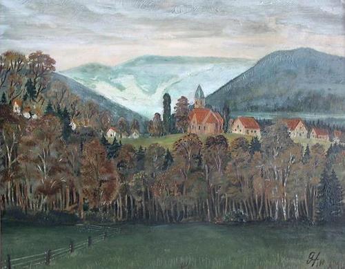 Günther Hofmann, Mußbach (Freiamt), Miscellaneous Landscapes