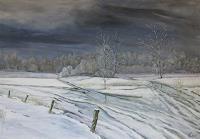 hofmannsART-Landscapes-Winter-Times-Winter-Modern-Age-Naturalism