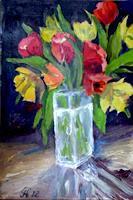 Guenther-Hofmann-Still-life-Plants-Flowers